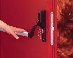 Установка противопожарных дверей